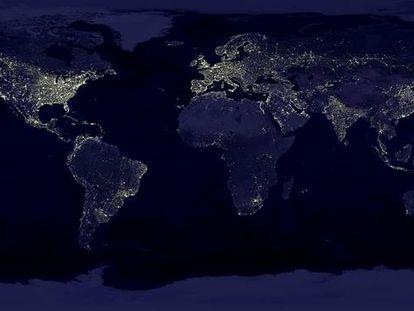 Expertos del CSIC alertan de que la contaminación lumínica ha aumentado al menos un 50% en el último cuarto de siglo. IAA-CSIC 27/09/2021