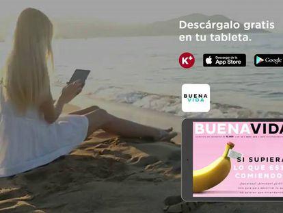 'BuenaVida' renueva su aplicación: más interactiva y fácil de manejar