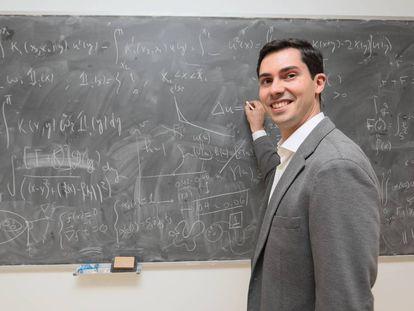 El investigador Alberto Enciso.