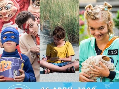 El 26 de abril chicas y chicos de 12 a 14 años pueden elegir los Premios de Cine Joven Europeo. Ya puedes apuntarte.