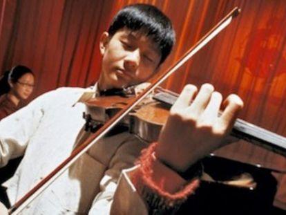 Fotograma de la película 'Juntos', de 2002.