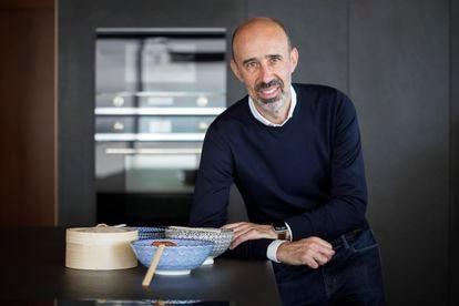 Jordi Pascual, cofundador de la cadena de fideos Udon.