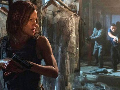 Jennifer Garner, en 'Matar o morir (Peppermint)'.