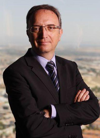 Luis Aires, Presidente de BP para España y Portugal.