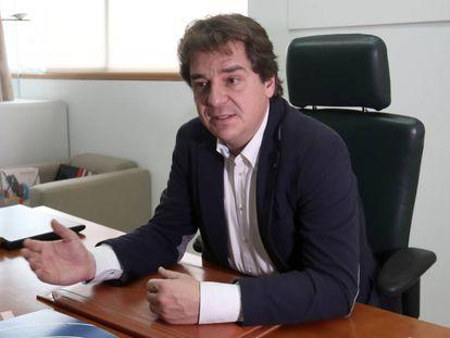 El socialista Javier Ayala, alcalde de Fuenlabrada, en una imagen de archivo.