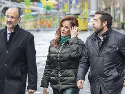 El partido da la victoria al diputado Francisco Igea frente a Silvia Clemente por un fraude en la votación