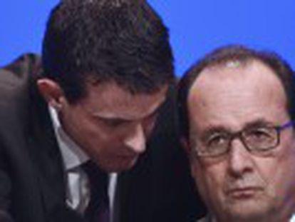 Valls advierte, ante el Parlamento, del peligro de que Francia sea víctima de armas químicas o bacteriológicas