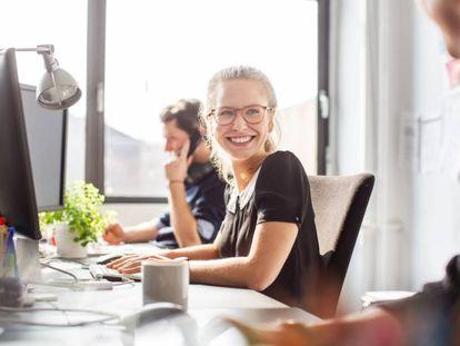 Las gafas con filtro de luz azul están pensadas para quienes trabajan o estudian durante muchas horas frente al ordenador.