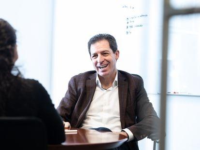 El madrileño Juan Andrés, director técnico de la biotecnológica Moderna Therapeutics.