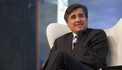 Juan José Gómez-Camacho, representante de México en las Naciones Unidas.