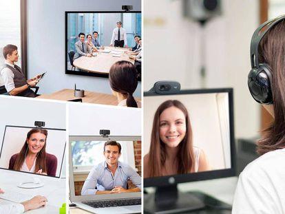 Analizamos cinco 'webcams' para videoconferencias y escogemos la mejor