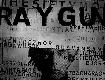 David Carson, al fente de Ray Gun, consiguió que diseñadores y redactores dejaran de hablarse.