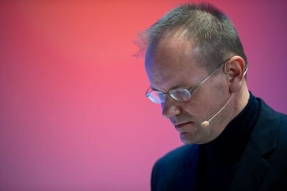 Markus Braun, director ejecutivo de Wirecard.