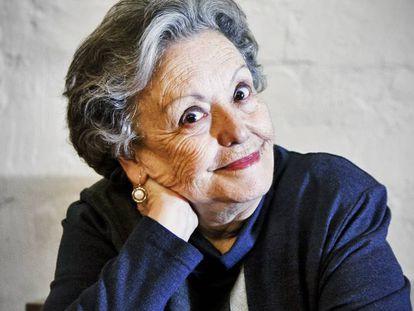 La actriz María Galiana.