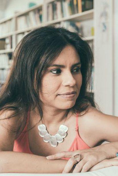 Carola Saavedra.