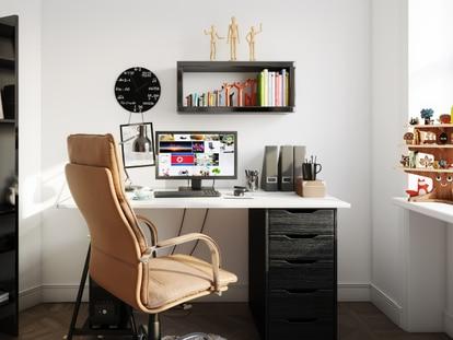 Estas cajoneras son perfectas para ordenar los nuevos espacios de teletrabajo en casa.