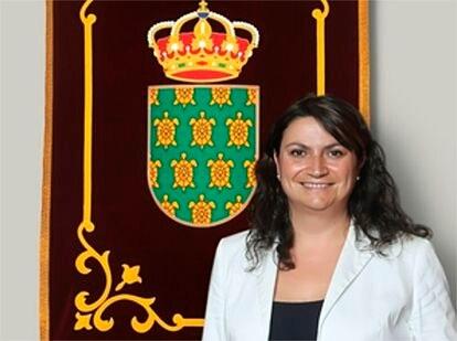 La concejala de Comunicación en el Ayuntamiento de Galapagar, Mercedes Nuño Masip.