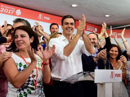La victoria de Sánchez profundiza la crisis del Partido Socialista
