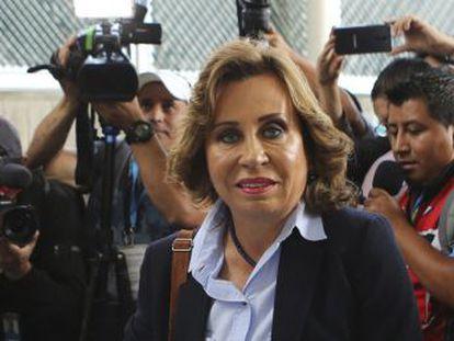 La candidata se disputará la presidencia del país centroamericano con Alejandro Giammattei, con los datos del 80% de las mesas escrutadas
