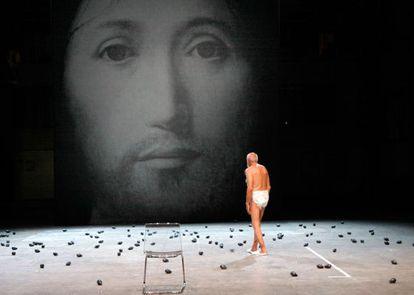 Una de las obras más esperadas es 'Sobre el concepto de rostro en el hijo de Dios', del italiano Romeo Castellucci.
