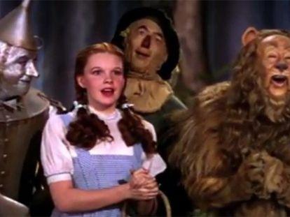 Vamos a ver al mago, el mágico mago de Oz