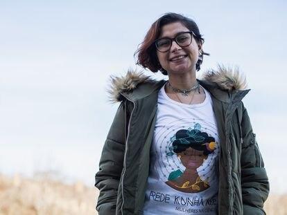 La bióloga e investigadora brasileña Luisa Diele Viegas en una reciente fotografía facilitada por ella misma.