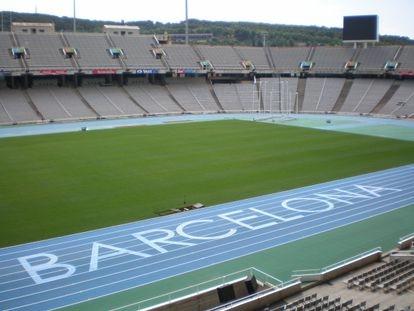 Estadio Olímpico de Barcelona, que Gregotti remodeló para los Juegos Olímpicos de 1992.