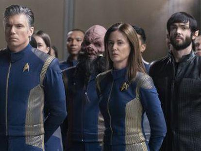 El género de la  space-opera  recupera su fuerza tras un tiempo ausente de la mano de series como  Star Trek  y  The Expanse