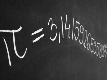Fórmula del Pi.