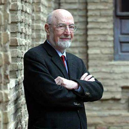 Lorenzo Gomis en una fotografía tomada en 2003.