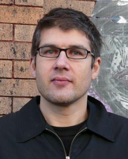El crítico musical británico Simon Reynolds.