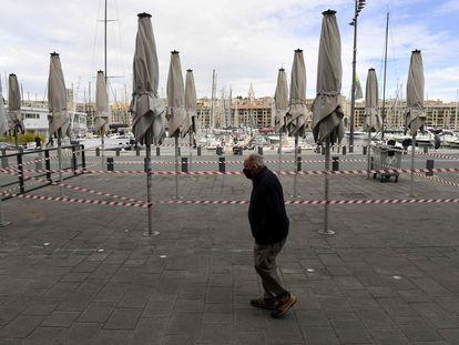 Los bares y restaurantes de Marsella permancecerán cerrados 15 días por la alta circulación del coronavirus