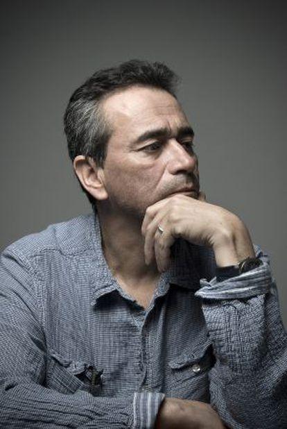 Evelio Rosero, autor de 'Plegaria por un Papa'.