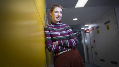 Audrey Mash, la profesora que sobrevivió tras más de seis horas en parada cardiaca por una hipotermia severa.