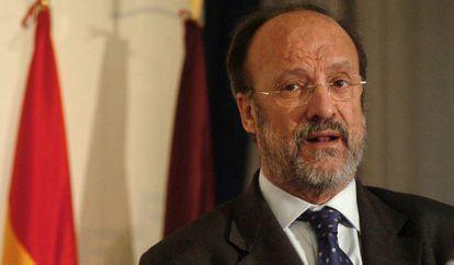 Javier León de la Riva, alcalde de Valladolid y candidato del PP a repetir como regidor.