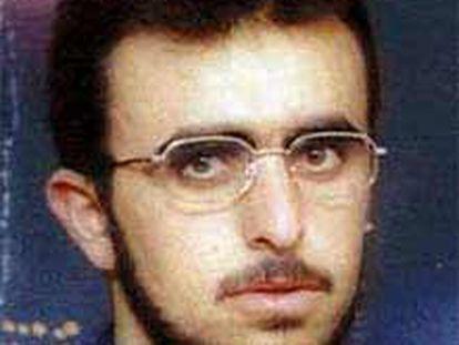 Izzedine al Masri, quien, según Hamás, es el autor del atentado de jerusalén.