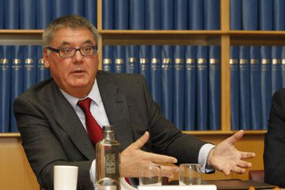 Francisco Roca, Presidente Ejecutivo de la ACB.