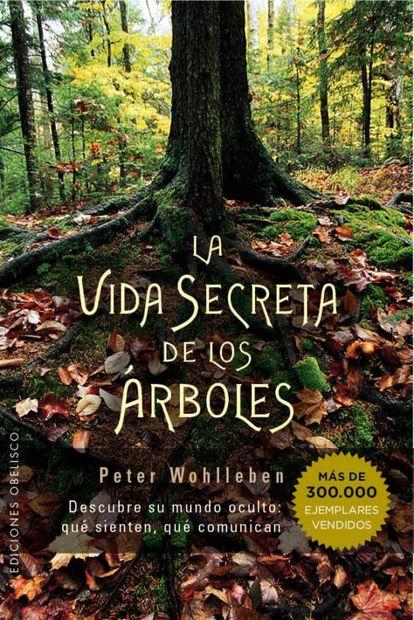 Portada de 'La vida secreta de los árboles'.