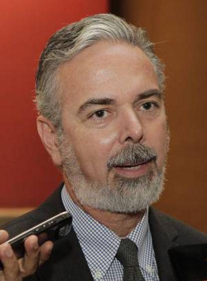En la imagen, el ministro de Relaciones Exteriores de Brasil, Antonio Patriota. EFE/Archivo
