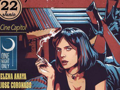 'Pulp Fiction', en directo