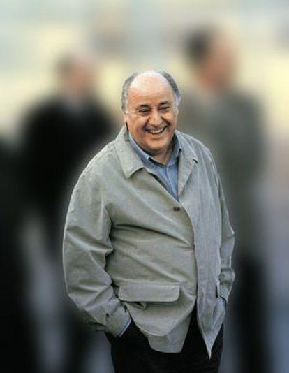 Amancio Ortega, propietario de Inditex