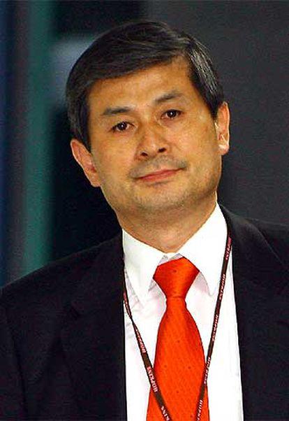El científico coreano Hwang Woo Suk.