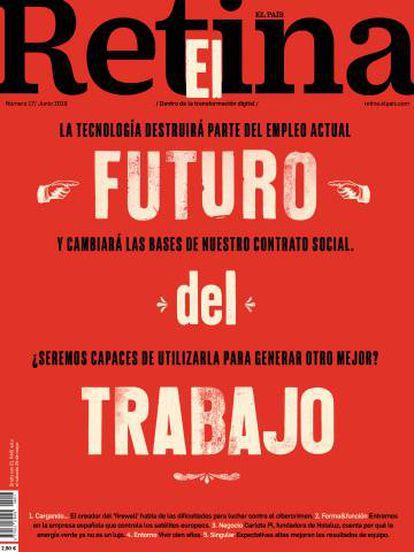 Llévate este sábado 25 de mayo la Revista Retina, gratis con EL PAÍS