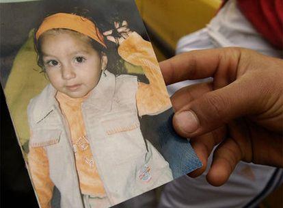 Foto de Mari Luz, la niña de Huelva hallada muerta en la ría de Huelva el 7 de marzo tras 54 días desaparecida.
