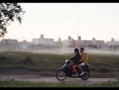Un fotograma de la película 'Las motitos'.