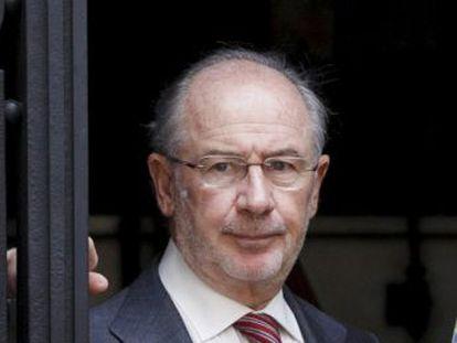 El expresidente de Bankia fue condenado a cuatro años y medio de cárcel por apropiación indebida de fondos de la entidad