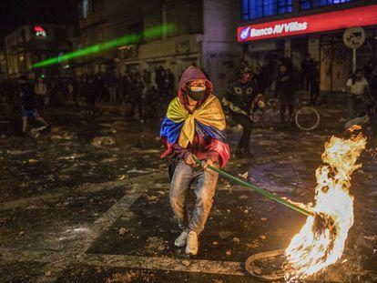 Bogotá tras la muerte de Javier Ordóñez