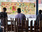 20.11.20. Galdar, Gran Canaria. Centro de acogida de menores inmigrantes. Asociación Coliseo. Foto: Quique Curbelo