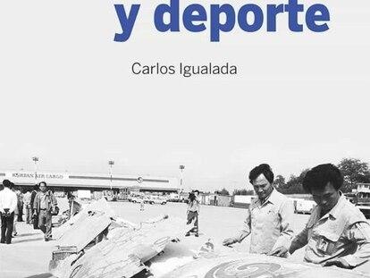 Portada de 'Terrorismo y deporte', de Carlos Igualada.