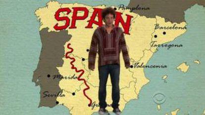 """La octava temporada de la serie de la CBS """"Cómo conocí a vuestra madre"""" sitúa Barcelona en el interior de Cataluña."""